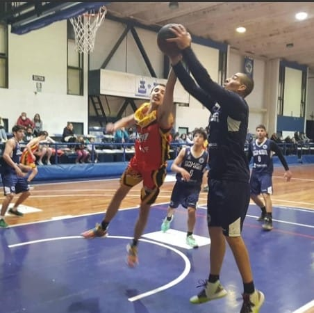 LOCAL BASKETBALL: BELGRANO LEFT SOMISA UNINCIDED ON THE A2